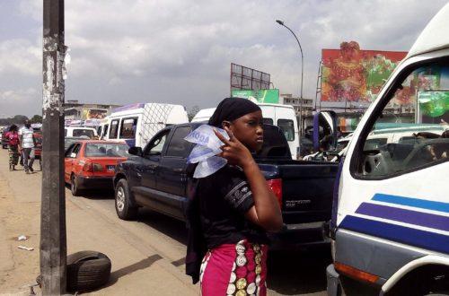 Article : Abidjan, les sachets plastiques se maintiennent au pouvoir !
