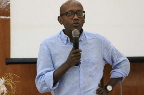 Article : Je me souviens de cette rencontre avec l'écrivain Abdourahman Waberi