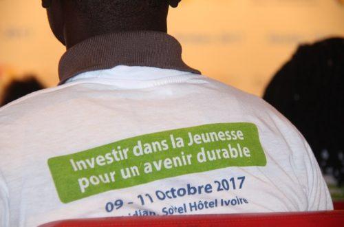 Article : La jeunesse, un axe prioritaire de la coopération Afrique-Europe