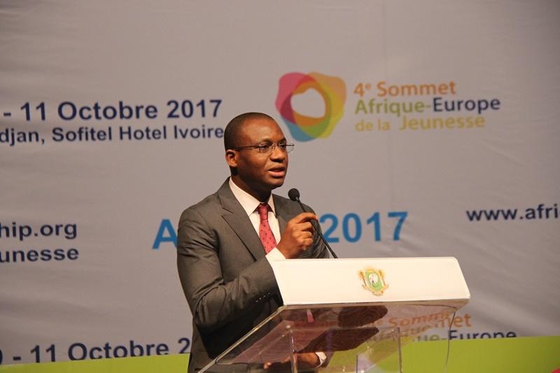 Touré à l'ouverture du 4ème sommet Afrique-Europe de la jeunesse