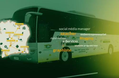 Article : ''Ansut blog camp'',  la caravane de la culture numérique
