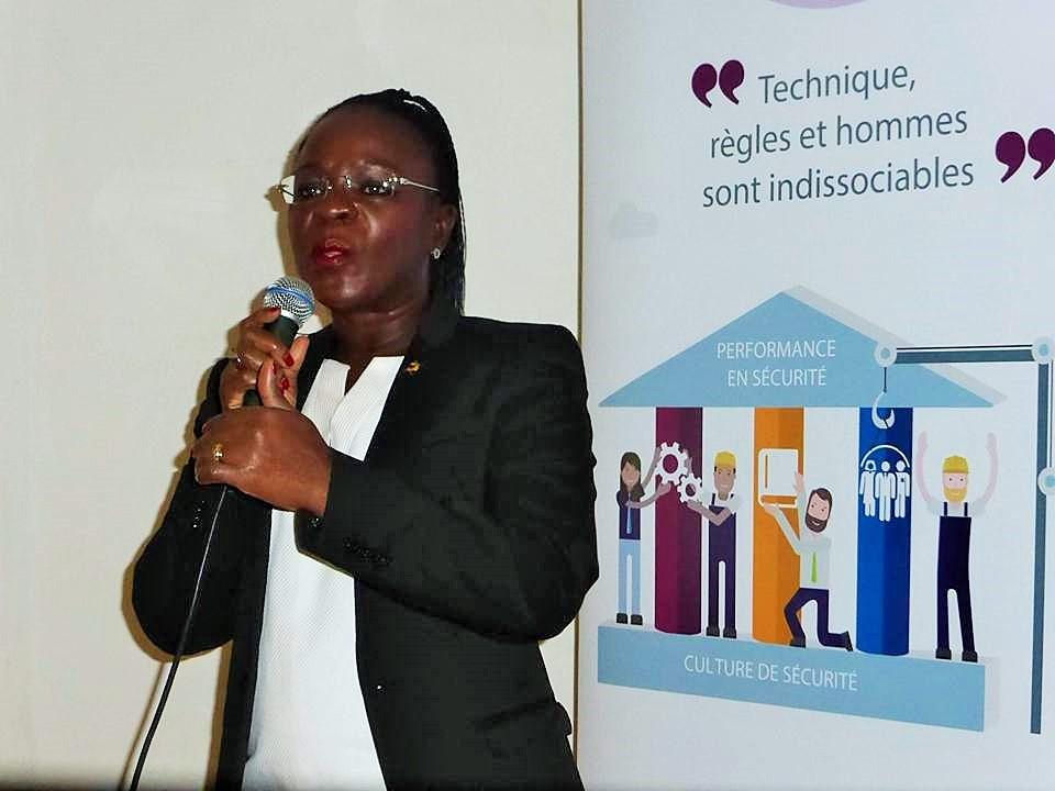 Marie-Thérèse Boua N'Guessan, cadre à NSIA Participations