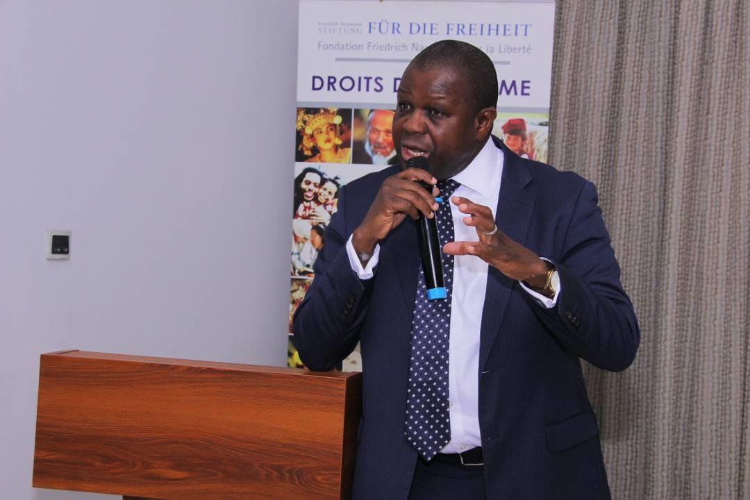 Au cours des échanges des convives avec le Directeur Général des Ivoiriens à l'extérieur, engagé dans la lutte contre la migration irrégulière, les blogueurs, web activistes et journalistes