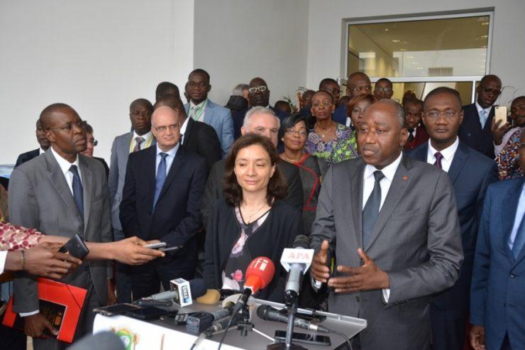 La journée du jeudi a été consacrée à la commémoration du Contrat de Désendettement et de Développement. Cinq ans après la signature de ce partenariat bilatéral franco-ivoirien et du début de la mise en œuvre effective du C2D