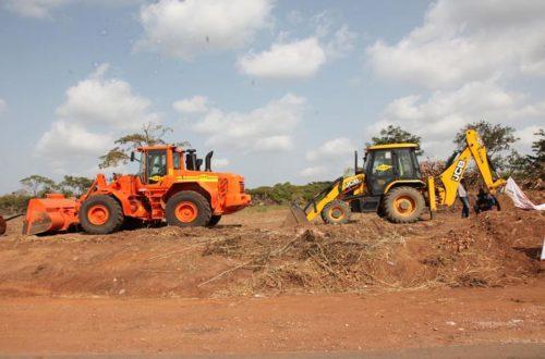 Article : Le C2D fait le bilan de cinq ans d'activités en Côte d'Ivoire