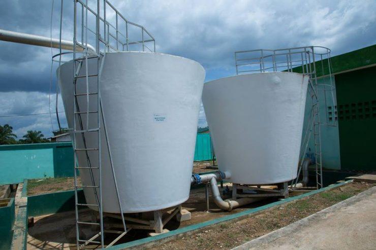 Accès à l'eau potable C2D