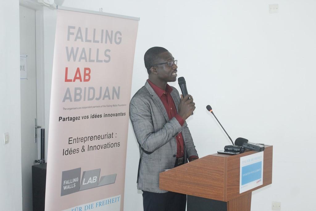 Le coup d'envoi de la 2e édition de la compétition de pitch Falling Walls Lab a été donné jeudi à Abidjan, à la Fondation Freidrich Naumann, porteuse de ce projet d'innovation et de créativité au niveau de la Côte d'Ivoire.