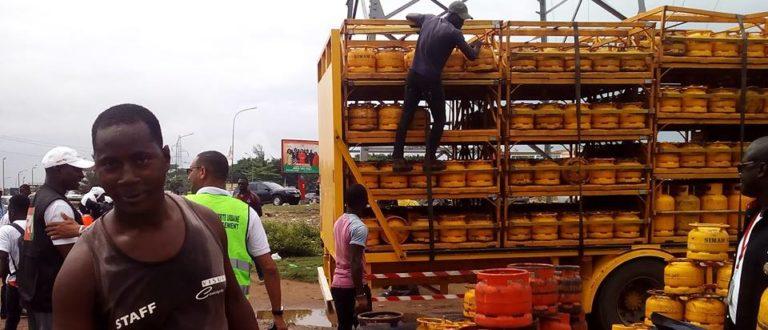Article : Hausse du prix du carburant : Bouaké fait le choix du gaz – point !