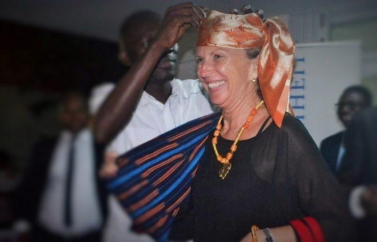 Directrice Afrique de l`Ouest de la Fondation Friedrich Naumann