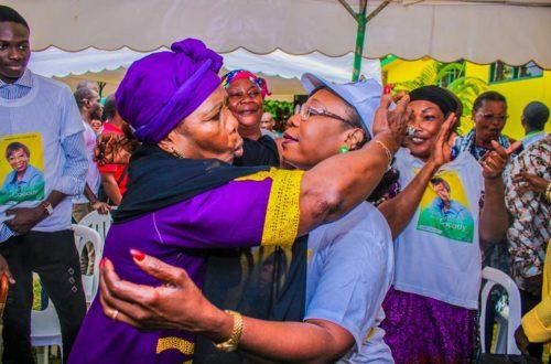 Article : Jeunes et femmes au cœur de l'ambition de Koné Colette  pour Cocody