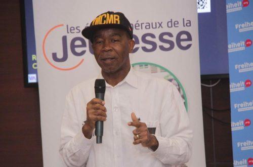 Article : Honorat De Yedagne sème une graine de conviction politique chez les jeunes