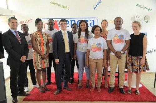 Article : Eneza Education lance iEduk, la première plateforme interactive d'apprentissage par SMS, en Côte d'Ivoire
