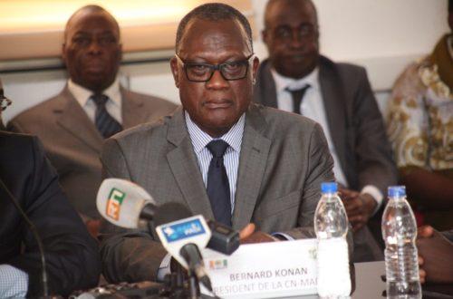 Article : Gouvernance / La CN-MAEP livre les conclusions d'Addis-Abéba