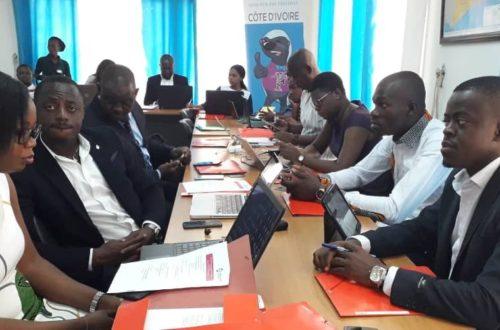 Article : Renforcer les compétences des jeunes politiques ivoirien en communication digitale