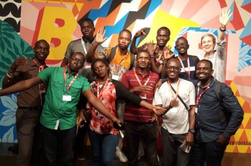 Article : Les Mondoblogueurs à la soirée Slam Afropolitain, et en toute beauté !