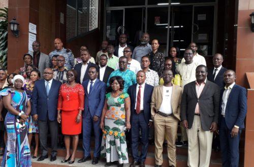 Article : OCAL – Une rencontre régionale d'échanges s'est ouverte à Abidjan