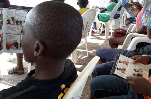 Article : Didier, une BD pour l'éducation sexuelle des jeunes