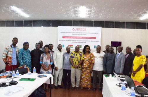 Article : Le comité consultatif inter pays de l'OCAL se réunit à Abidjan
