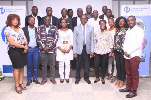 Article : Côte d'Ivoire, naissance du Réseau SAE pour l'entreprenariat
