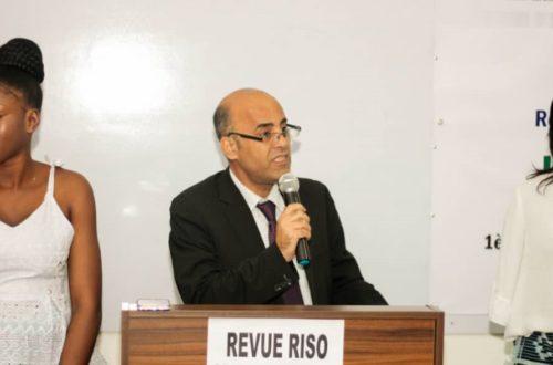 Article : Enseignement supérieur, le Rusta présente RISO, sa revue scientifique classée FNEGE