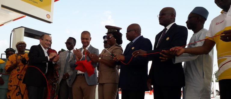 Article : Vivo Energy CI inaugure KFC Yopougon et sa 222e station-service Shell
