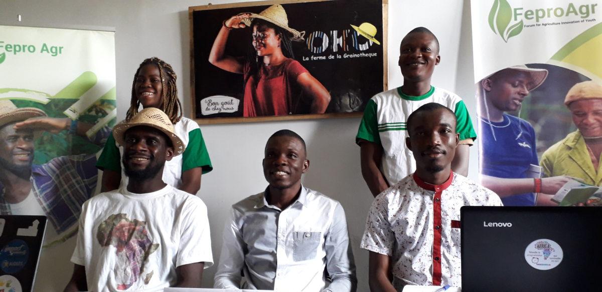 L'objectif de cette 7e édition de ce rassemblement né de la volonté de jeunes agripreneurs originaire de l'ouest ivoirien.