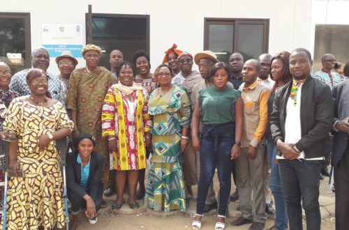Article : Bouaké édifiée par l'AGnDR sur le droit de la santé sexuelle reproductive